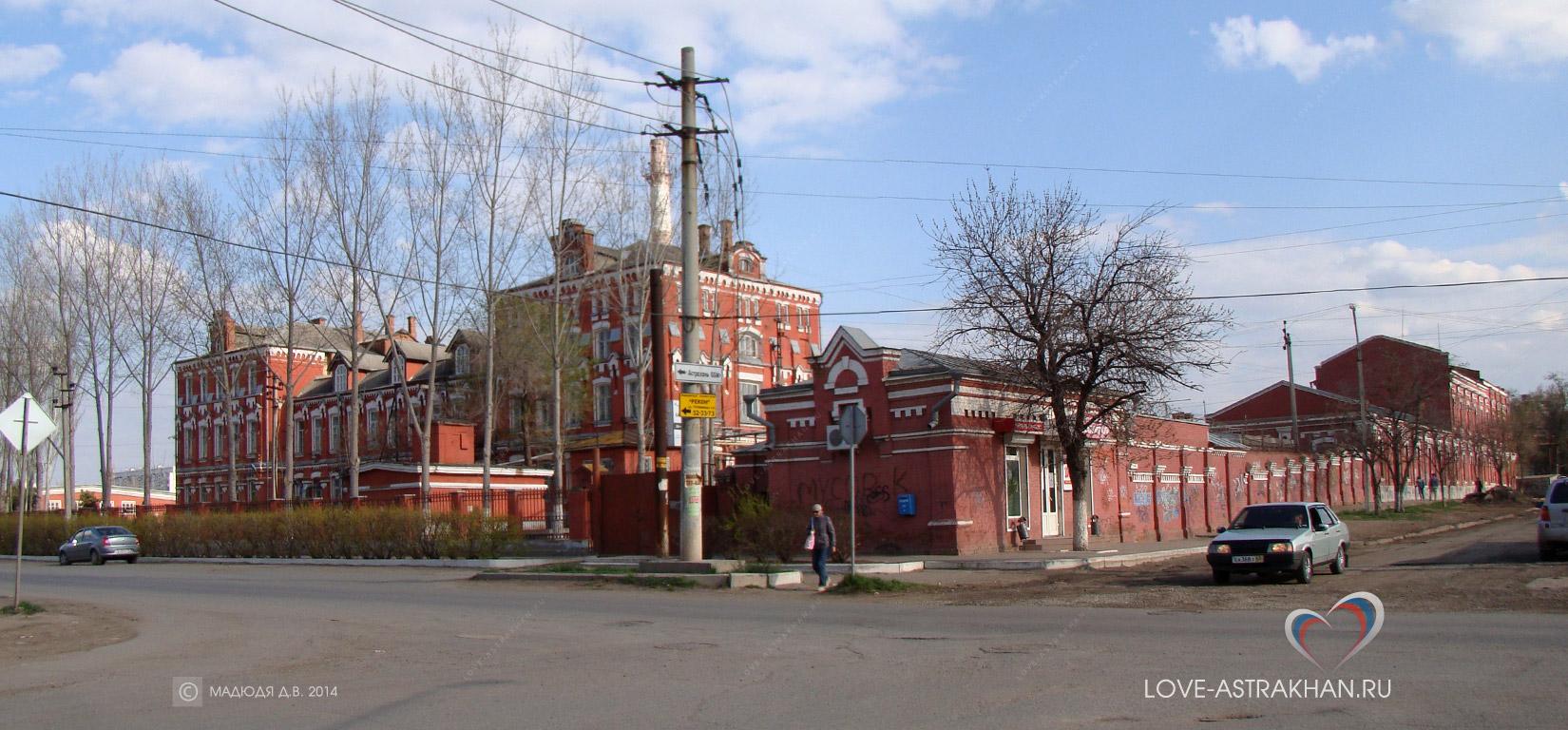 Фотографии Астрахани / Купеческая Астрахань